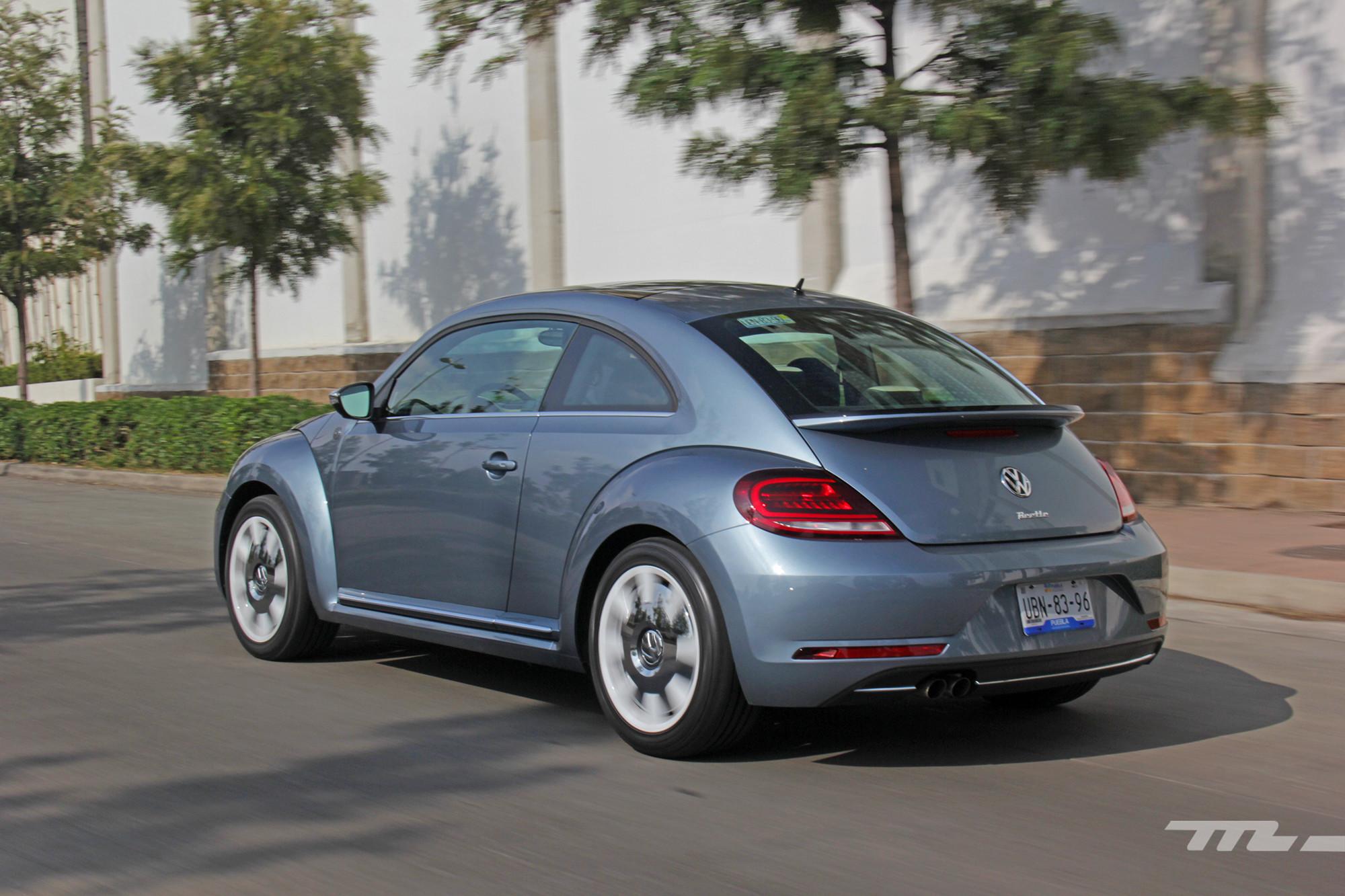 Foto de Volkswagen Beetle Final Edition 2019 prueba (20/25)