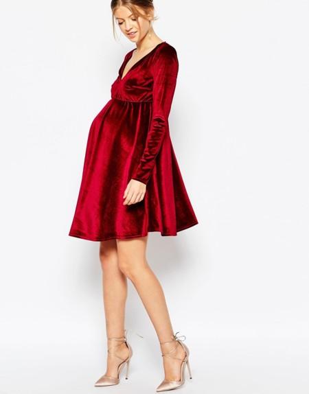 Vestido Velvet Premama