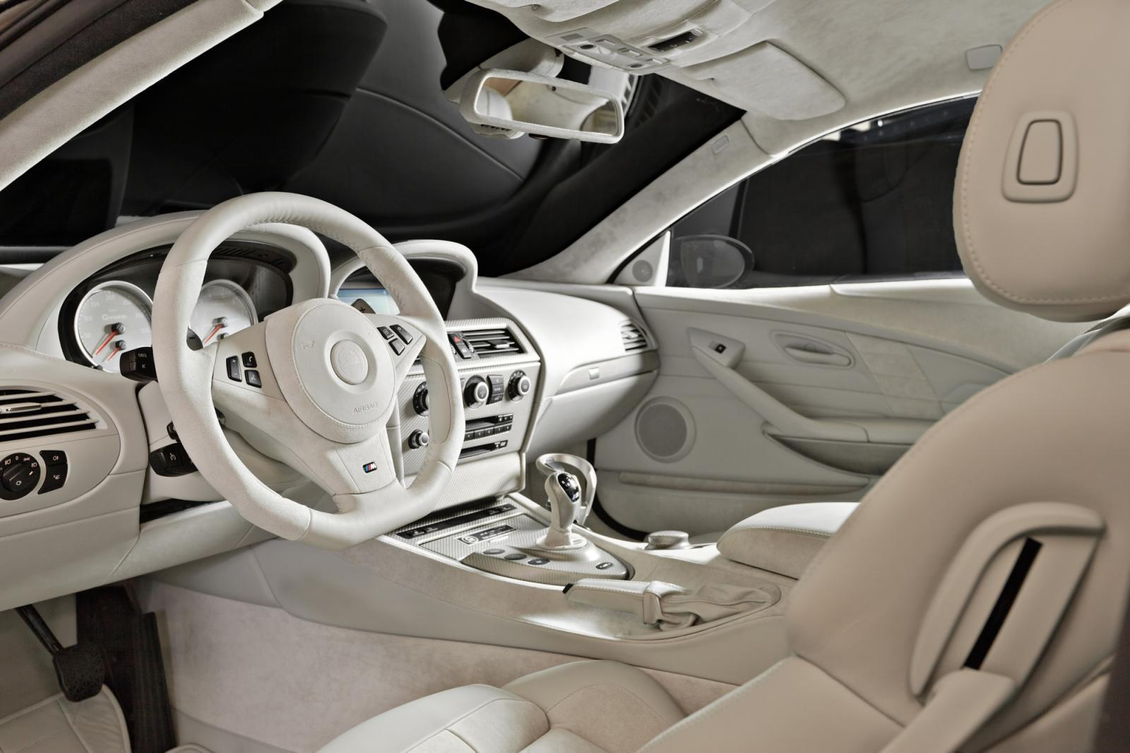 Foto de G-Power BMW M6 Coupé Interior (3/14)