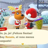 Animal Crossing: New Horizons: cómo ayudar a Renato y conseguir todos los regalos del Día de los Juguetes