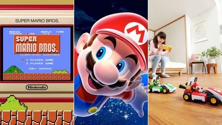 Estos son los seis bombazos con los que Nintendo festejará el 35 aniversario de 'Super Mario Bros.'