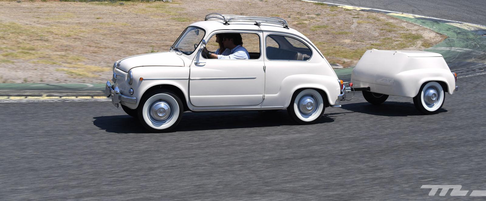 Foto de SEAT 600 - 60 Aniversario (prueba) (7/20)