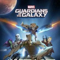 'Guardianes de la Galaxia', primer tráiler y cartel de la serie de Disney XD y Marvel
