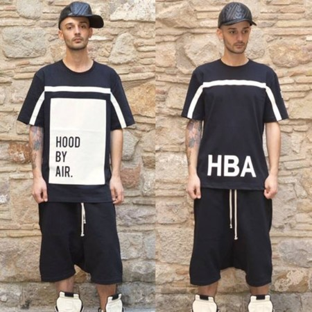 Camisetas Hba