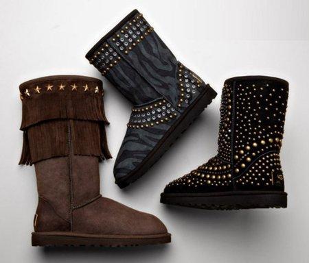 Las botas Ugg, ahora diseñadas por Jimmy Choo