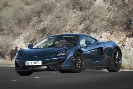 Elegante y deportivo, así se ve el McLaren 570GT cuando se viste de Jean-Paul Gaultier