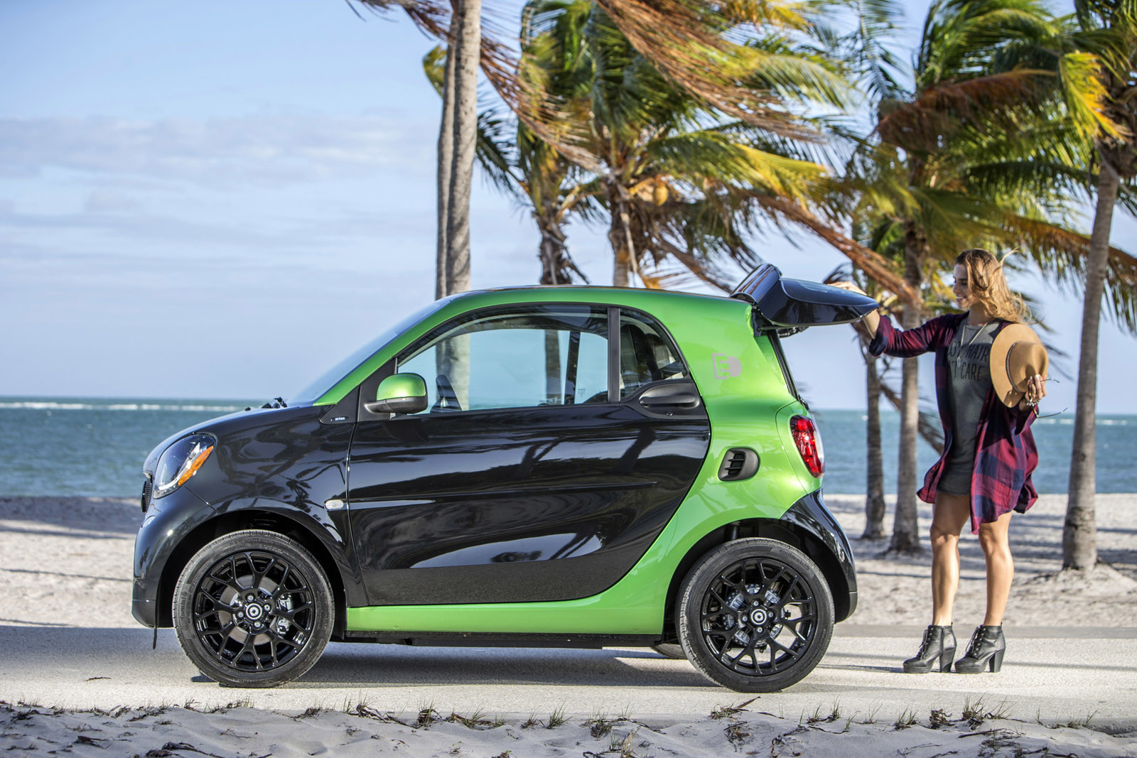 Foto de smart fortwo Electric Drive, toma de contacto (269/313)