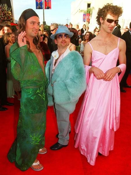 Matt Stone Trey Parker Oscar 2000