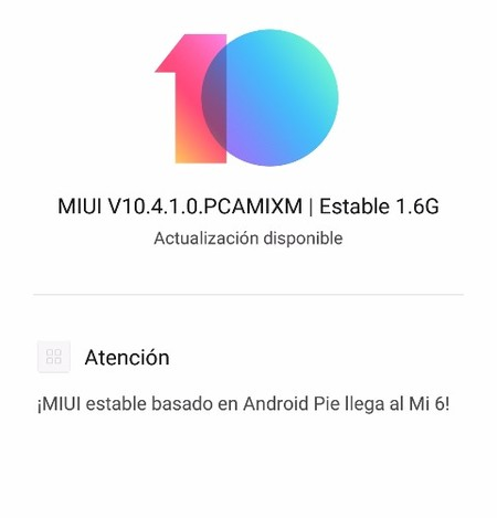 Miui 10 Android Pie
