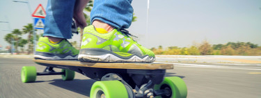 Electric Skateboard de Monkey Balance, análisis: ¿cómo es patinar con un patín eléctrico?