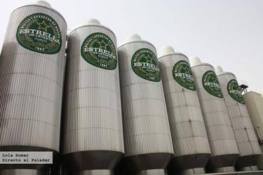 Visita a la fábrica de cervezas Estrella de Levante