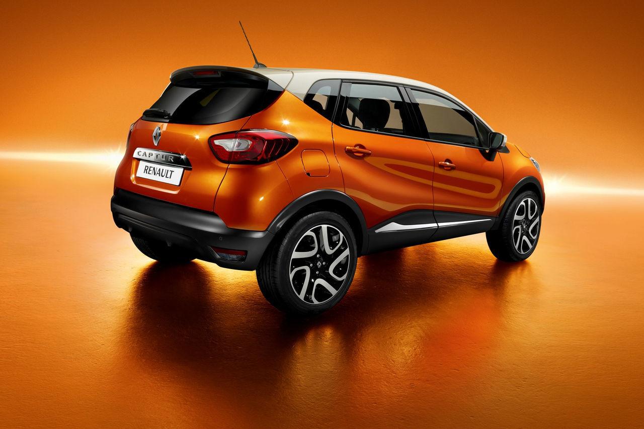 Foto de Renault Captur (2/16)