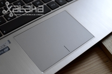 ASUS Zenbook UX31A touchpad