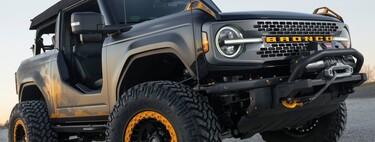 Ford Bronco Badlands Sasquatch 2021, un concepto para quienes buscan desafiar los caminos más rudos