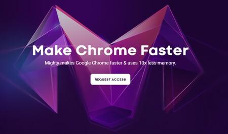Mighty es a los navegadores lo que Stadia a los videojuegos: un fork de Chrome que se ejecuta en la nube y consume mucha menos RAM