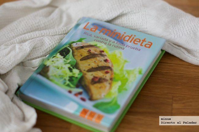 La mini dieta - libro de cocina