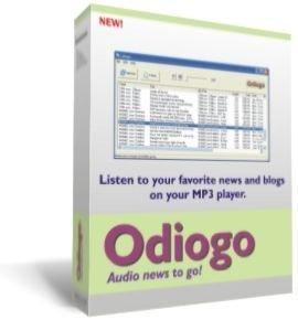 Odiogo, convierte tus feeds a MP3