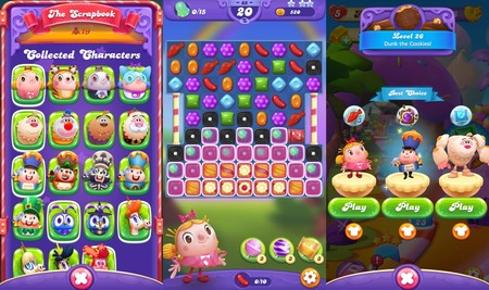 Candy Crush Friends Saga 2