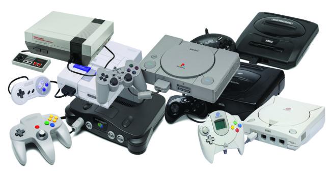 Sony Nintendo Sega