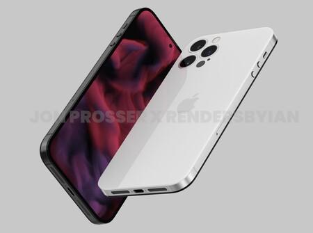El iPhone 14 recuperará el diseño del iPhone 4 y tendrá acabados en titanio, según Jon Prosser