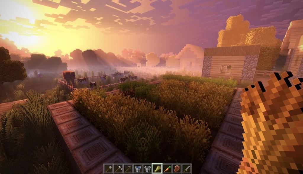 Minecraft 4k 2