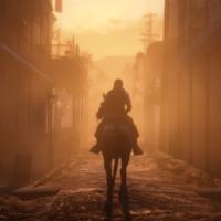 Modo Foto: este atardecer en Red Dead Redemption 2 es la captura de la semana