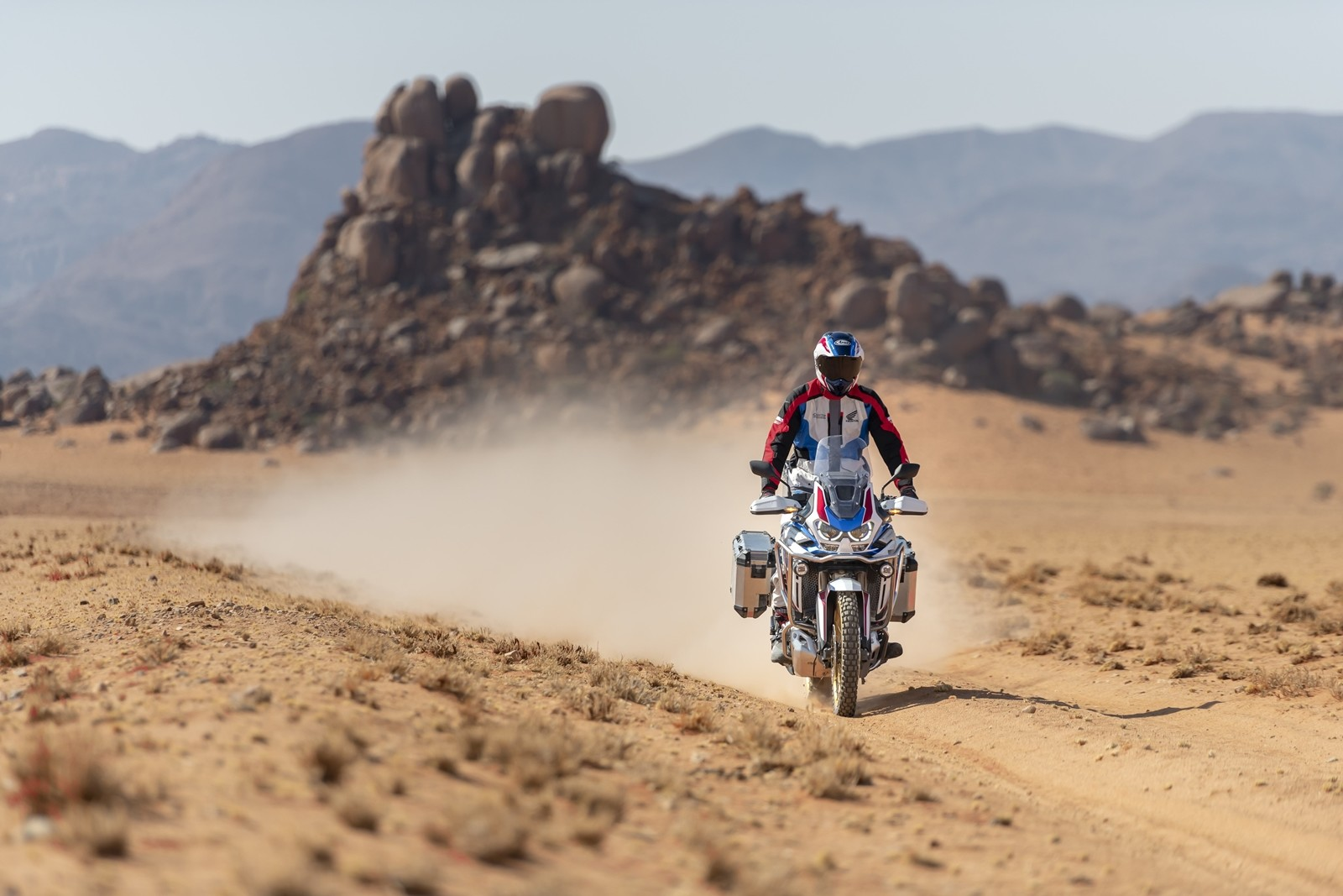 Foto de Honda CRF1100L Africa Twin Adventure Sports 2020 (22/32)