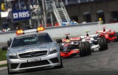 La normativa del Safety Car cambia para 2009