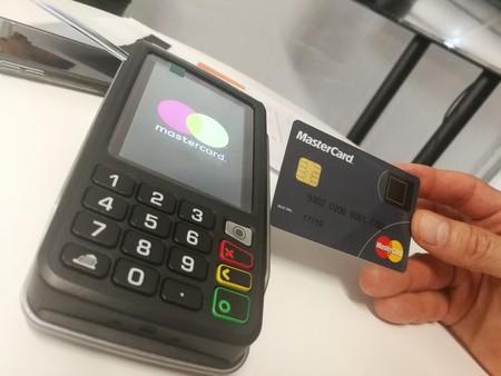 Tarjeta Biometrica Mastercard