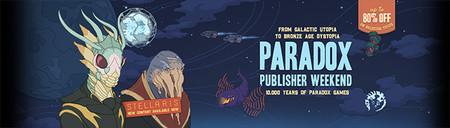 Paradox lanza venta especial de fin de semana en Steam