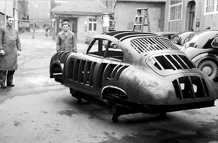 Porscheli Lindner Coupé