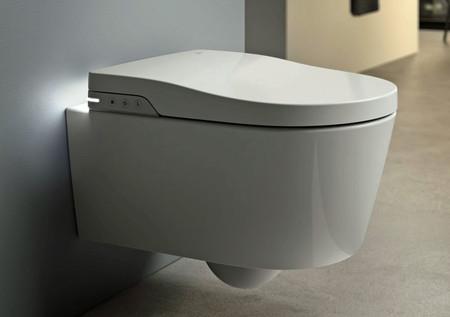 El Roca In-Wash es un inodoro que apuesta por llevar la tecnología hasta nuestros baños