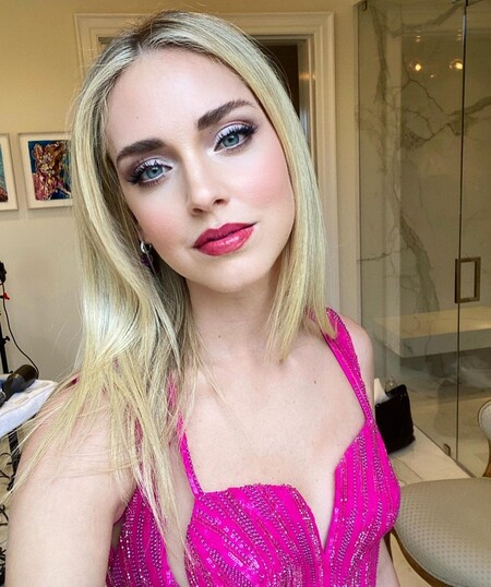 Maquillaje Chiara Ferragni 01