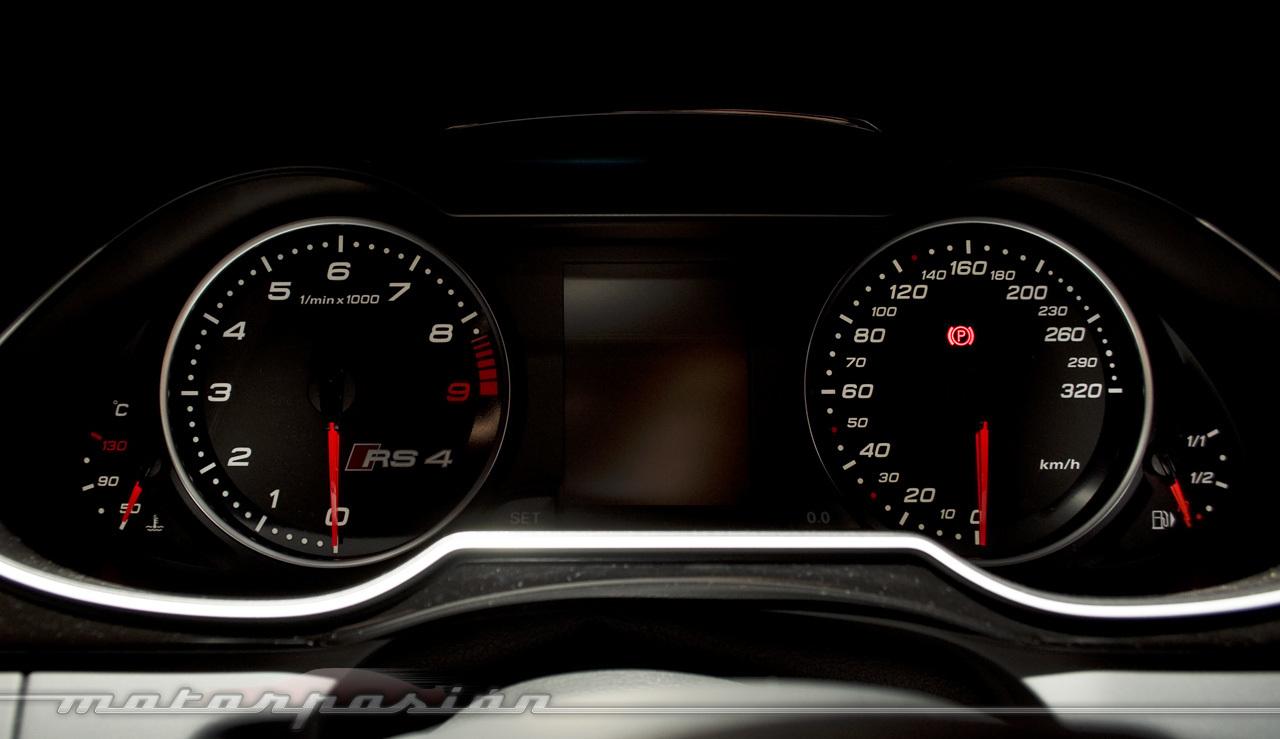 Foto de Audi RS4 Avant (prueba) (29/56)