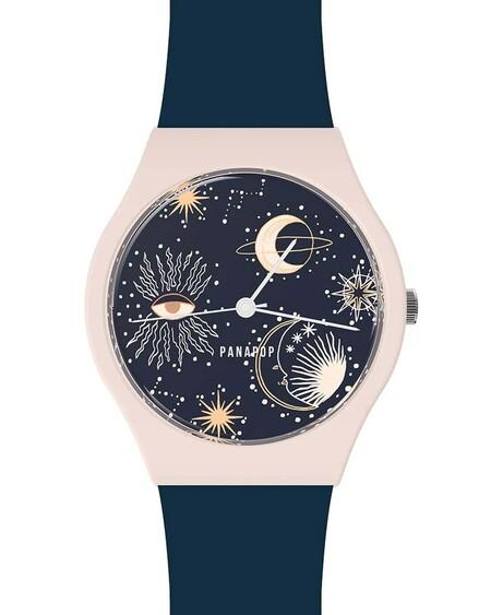 Complemento Reloj Mujer Azul Nud