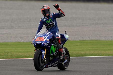 """Maverick Viñales: """"Cada carrera me siento más fuerte sobre la Yamaha"""""""