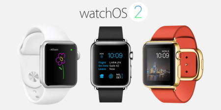 Fondos de pantalla para Apple Watch en watchOS 2