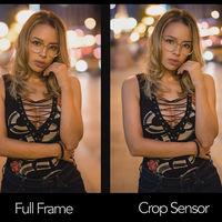 ¿Somos capaces de distinguir una foto hecha con una cámara full frame de otra tomada con una APS-C?