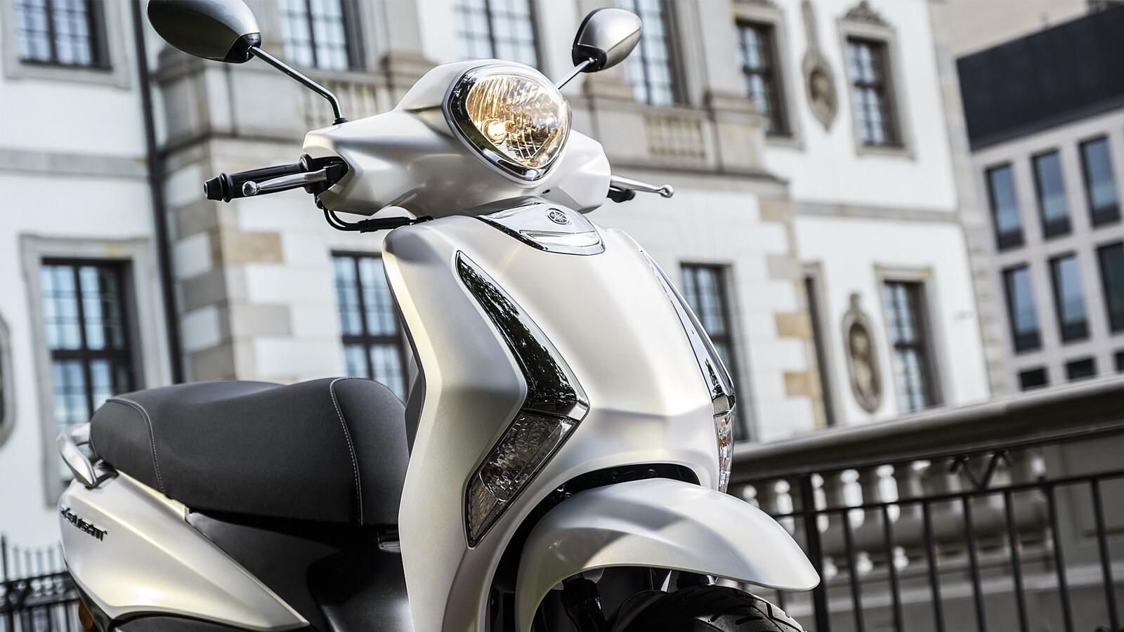 Foto de Yamaha D'elight 125 2021, prueba (15/34)