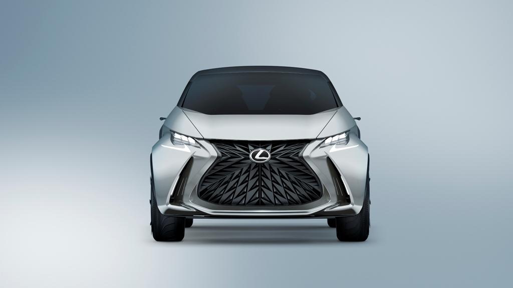 Foto de Lexus LF-SA concept (2/8)