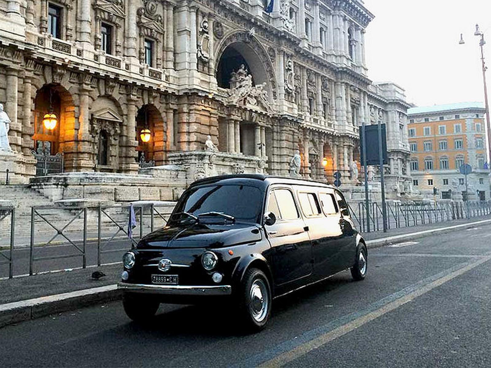 Foto de Limusina Fiat 500 (1/7)