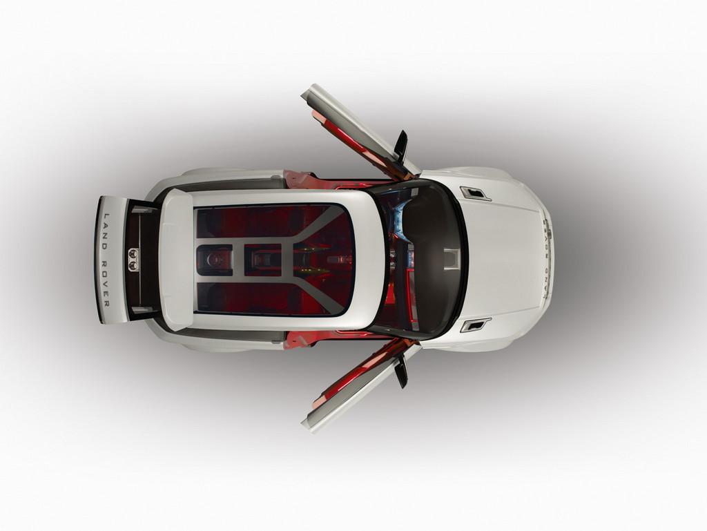 Foto de Land Rover LRX Concept (10/49)