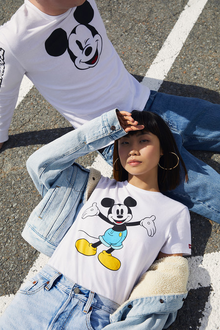 Levi S Y Disney 1