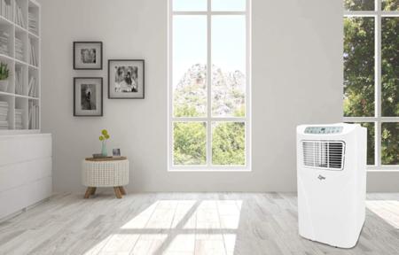 Los aire acondicionados portátiles más pequeños para recibir aire fresco en cualquier parte