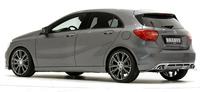 Brabus A200 CDI, un terrón de azúcar para el Mercedes-Benz Clase A diésel
