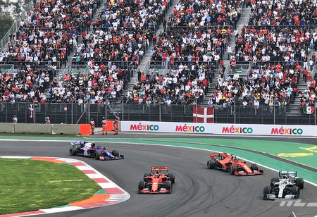 Gran Premio de México presenta medidas de seguridad para su carrera del 7 de noviembre