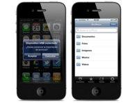 Aportando más versatilidad a iOS: Un ejemplo de implementación para un sistema de archivos