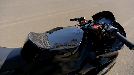 carrocería Kawasaki stunt riding