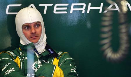 Heikki Kovalainen, fuera de la parrilla a pesar de la ayuda de McLaren