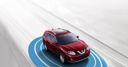 Nissan Safety Shield Technology